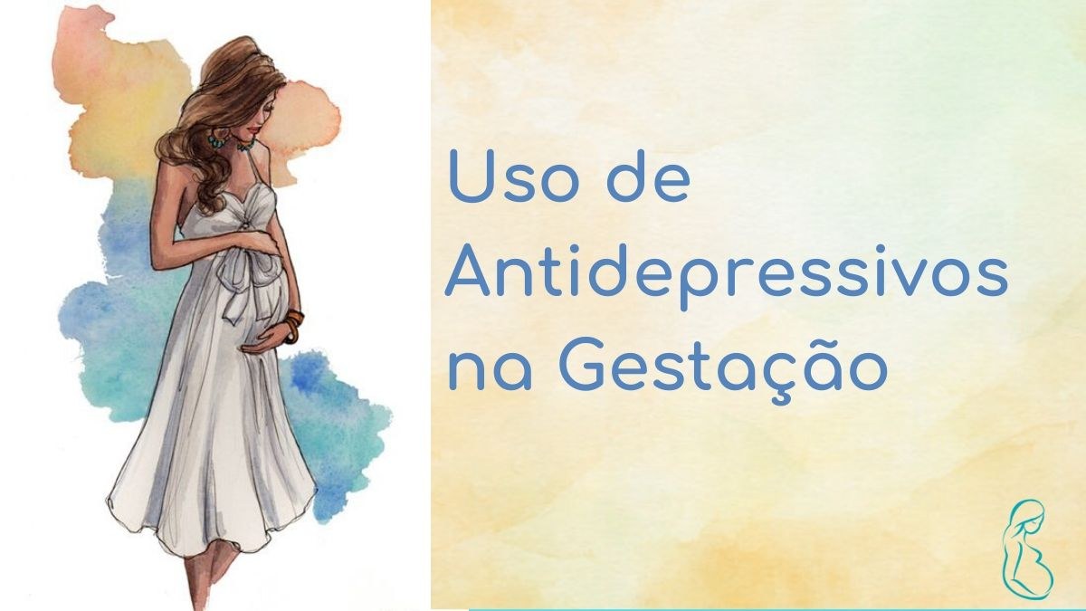 antidepressivos na gravidez